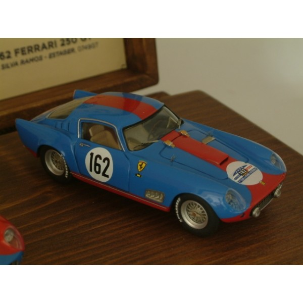 Cofanetto Ferrari 250 GT TdF Tour da France 1958 - Special Built 1:43