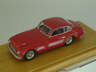 Ferrari 166 Coupé Touring 2° Serie Road Car Red 1950 ACM005 Built 1:43
