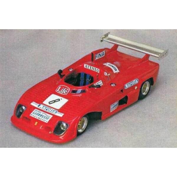 kit osella pa4 bmw #8 ateneo winner targa florio 1976 amphicar floridia - Resin Kit 1:43