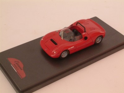 Fiat Abarth 1300 SP Spider Tubolare 1966 - Standard Built 1:43