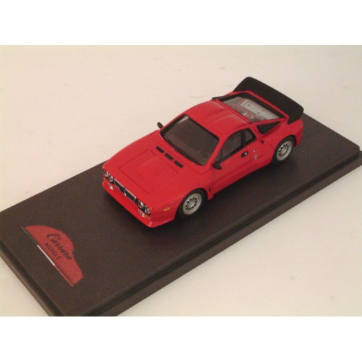 Lancia Abarth 037 Rally Stradale 1981 (con alettone) - Standard Built 1:43
